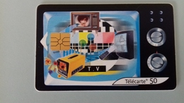 F 1051 970 XX E SIECLE N°4 - LA TV - 50 Unità
