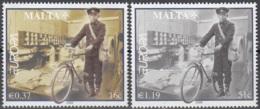 Malta 2008 Yvert 1515 - 1516 Neuf ** Cote (2015) 4.60 Euro Europa CEPT L'écriture D'une Lettre - Malte