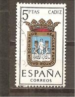 España/Spain-(usado) - Edifil  1416 - Yvert  1117 (o) - 1961-70 Usados