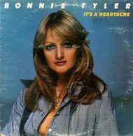 Bonnie Tyler- It's A Heartache - Audiokassetten