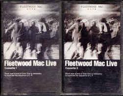 Fleetwood Mac- Live (2  Cassetrtes) - Audiokassetten