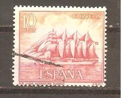 España/Spain-(usado) - Edifil  1612  - Yvert  1270 (o) - 1961-70 Usados