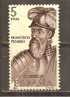 España/Spain-(usado) - Edifil  1629  - Yvert  1293 (o) - 1961-70 Usados