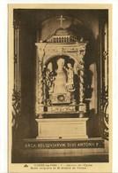 Carte Postale Ancienne Cuges - Intérieur De L'Eglise. Buste Reliquaire De St Antoine De Padoue - Autres Communes