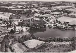Bu - Cpsm Grand Format Les Ponts Neufs Morieux - Le Viaduc Sur L'Etang - Morieux