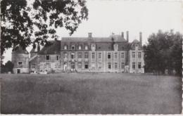 Bu - Cpsm Petit Format Le Château De LALANDE (89) - Francia