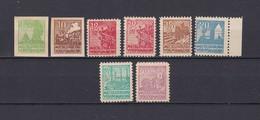 Mecklenburg-Vorpommern - 1946 - Sammlung - Sowjetische Zone (SBZ)