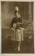(189) Een Model Van Bretoensche Costume - Mode