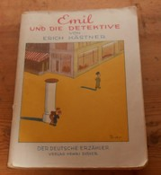 Livre Soldé. Emil Und Die Détektive Von Erich Kästner. 1946 - Livres, BD, Revues