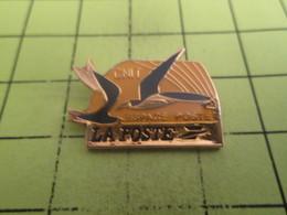 211b Pin's Pins / Beau Et Rare : THEME : POSTEs / CNIT ESPAC POSTE OISEAU MOUETTE - Postes
