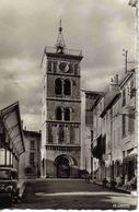 26 Valence Eglise St Jean Local CFTC Animée Vélos Voiture Ancienne Rosalie ? à Côté De La Halle - Valence