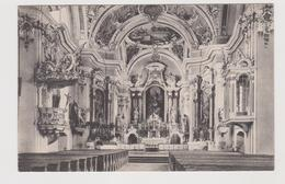 Badia (BZ) , Chiesa Di S. Leonardo - F.p. -  Anni '1930 - Italy
