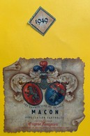 11103 - Macon 1949 Eugène Langeron - Bourgogne