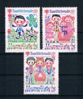 Ungarn 1979 Kinder Mi.Nr. 3335/37 Kpl. Satz ** - Ungebraucht