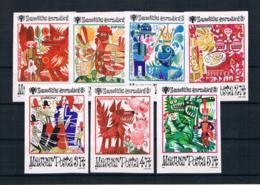 Ungarn 1979 Kinder Mi.Nr. 3397/403 B Kpl. Satz ** - Ungebraucht