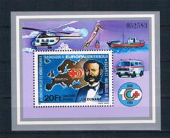 Ungarn 1981 Rotes Kreuz Block 149 A ** - Ungebraucht