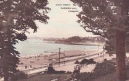 TORQUAY - VIEW FROM SHEDDON HILL - Torquay