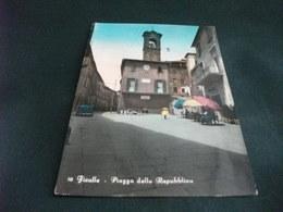 NEGOZIO TABACCHI BAR  CAMPANILE CHIESA EGLISE PIAZZA DELLA REPUBBLICA FICULLE AUTO CAR VESPA TERNI - Terni