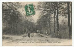 Chaville  (92 - Hauts De Seine )  Les Bois - Pavé De Meudon - Ancienne Route De Paris - Chaville