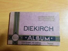 DIEKIRCH Le Grand Duché De Luxembourg Pittoresque 10 Photos - Diekirch