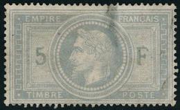 Neuf Sans Gomme N° 33, 5f Empire, Aminci, Bon Aspect - Stamps