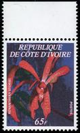 Neuf Sans Charnière N° 462A/D, La Série Orchidées, Bdf, TB - Stamps