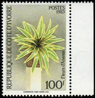 Neuf Sans Charnière N° 675A/C, Les 3 Valeurs Fleurs, TB - Stamps