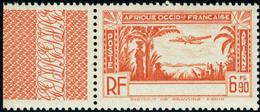 Neuf Sans Charnière N° 1à 5a. Les 5 Valeurs Sans La Légende Côte D'Ivoire. BdF. T.B. - Stamps