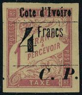 Neuf Avec Charnière N° 18/21, Les 4 Valeurs TB Signées - Stamps