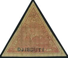Neuf Avec Charnière N° 5, 5f Rouge T.B. Signé - Stamps