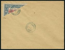 Lettre N° 15a, Coupe Du 50c  Obl. 11.7.01, Sur L. T.B. Signé Brun - Stamps