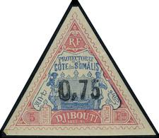 Neuf Avec Charnière N° 26, 0.75 Sur 5f Cl TB - Stamps