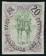 Neuf Sans Charnière N° 42 + 43, Les 2 Valeurs ND T.B. - Stamps