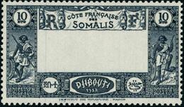 Neuf Sans Charnière N° 167a, 168a Et 169a. Les 3 Valeurs Avec Centre Omis. T.B. Cote Maury. - Stamps
