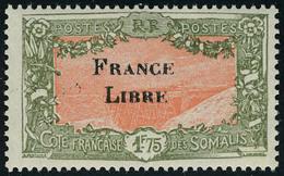 Neuf Sans Charnière N° 193/203, La Série De 11 Valeurs France Libre TB - Stamps