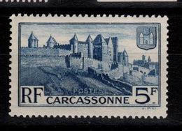 YV 392 N** Carcassone Cote 1,50 Euros - Unused Stamps