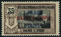 Neuf Avec Charnière N° 128/9, + 130a Les 3 Valeurs France Libre T.B. - Stamps