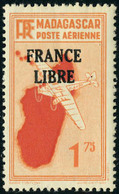 Neuf Sans Charnière N° 45/54 + Taxe N° 20/30, Les 2 Séries France Libre, TB - Stamps