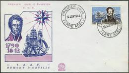 Lettre N° 18 + 25, + PA 19, Les 3 Valeurs Sur 3 Enveloppes 1er Jour Illustrées, T.B. - Stamps