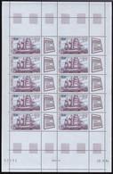 Neuf Sans Charnière N° 85, 5 Feuilles Complètes De 10ex T.B. - Stamps