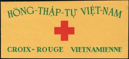 Neuf Sans Charnière N° 17. + 50 Sur 1p50. Croix Rouge, Carnet De 20 Ex. T.B. - Stamps