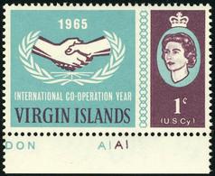 Neuf Sans Charnière 1965, Série Complète Coopération Internationale, TB - Stamps