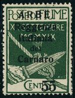Neuf Avec Charnière N° 1/6 + 7/10 + Exprès 1/2, T.B. Dont N° 7/10 Signés Diéna. Sassone - Stamps
