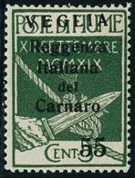 Neuf Avec Charnière N° 11/16, + 18/20 + Exprès 3/4, T.B. Dont N° 17/20 Et Exprès Signés Diéna. Sassone - Stamps
