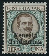 Neuf Sans Charnière N° 24/7, 40, 45, 50c Et 1L Tous T.B. Sassone 1875 € - Stamps