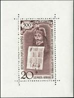 Neuf Sans Charnière N°45. Bloc Du 5ème Centenaire De Bucarest T.B. - Stamps