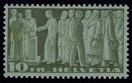 Neuf Sans Charnière N° 313A/315C, Les 3 Valeurs, 3 Papiers Différents, T.B. - Stamps