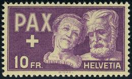 Neuf Sans Charnière N° 405/17, La Série PAX T.B. - Stamps