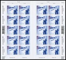 Neuf Sans Charnière N° 2053/6, Pro Juventute 2009, Série En Mini Feuilles De 20ex Adhésifs Dont 5 Paires Interpanneau, T - Stamps