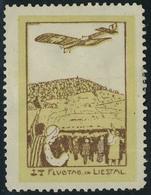 Neuf Avec Charnière Précurseur Liestal, Pli, 2è Choix Bon Aspect Zurmstein 8 : 900 CHF - Stamps